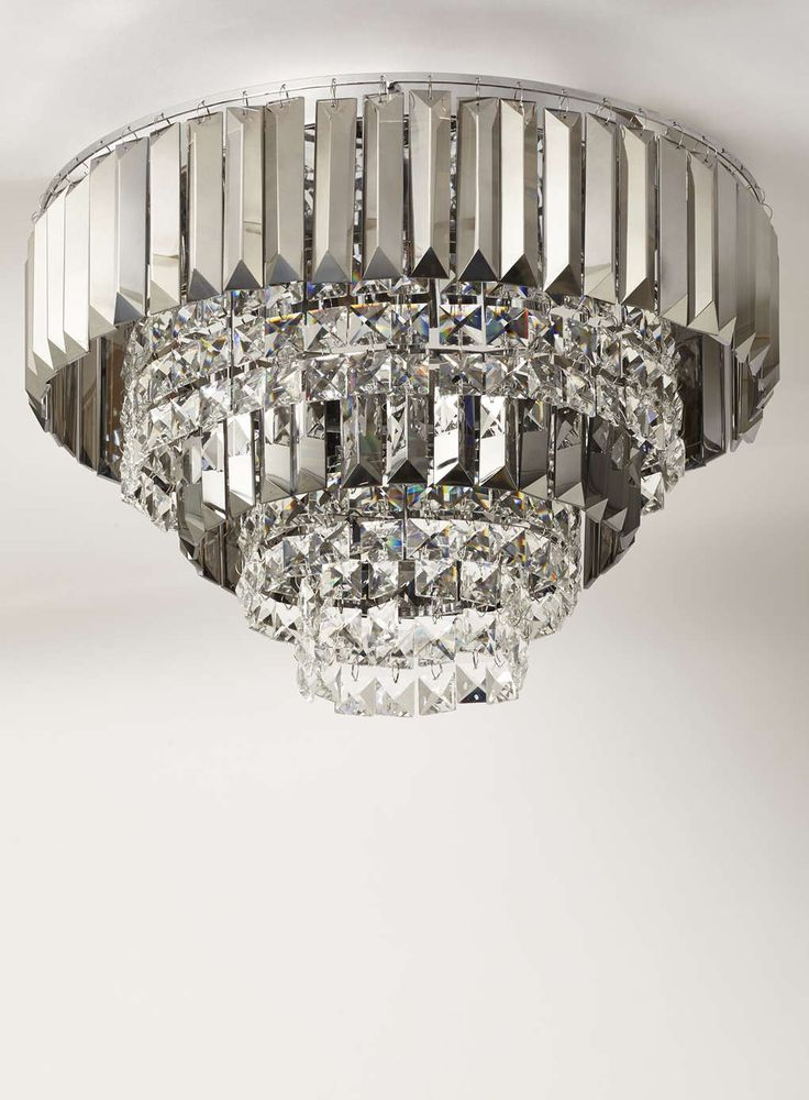 Cadine Flush Ceiling Light