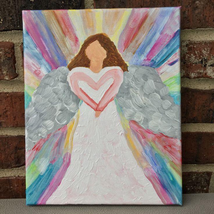 Religious Flat Acrylic: Religious Gift -Christian Art