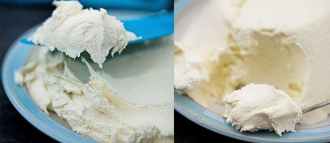 Como preparar queso mascarpone en casa
