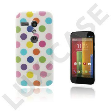 Polka Dots (Veelkleurige) Motorola Moto G Hoesje