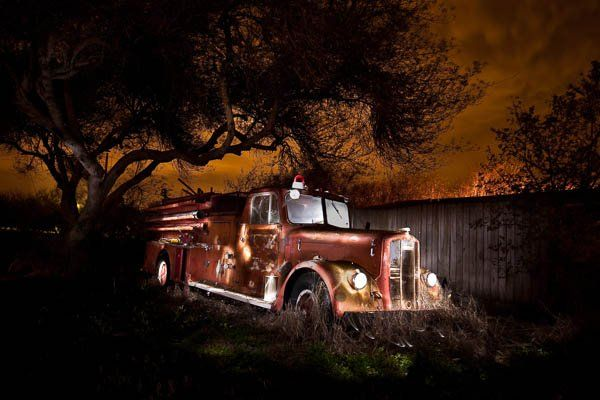 Light Painting Part One – the Photography