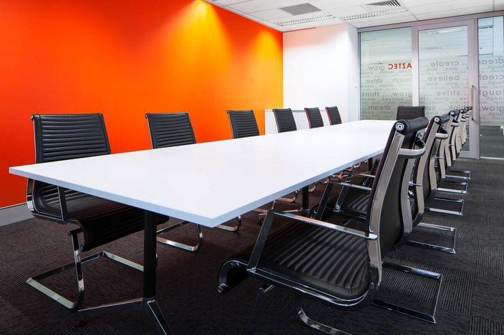Flight Centre Office fitout #boardroom