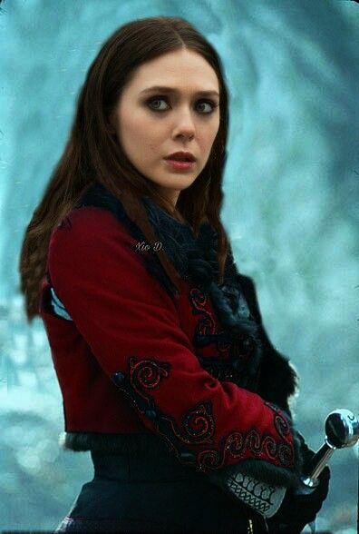 #Wanda Maximoff #Scarlet Witch #Elizabeth Olsen