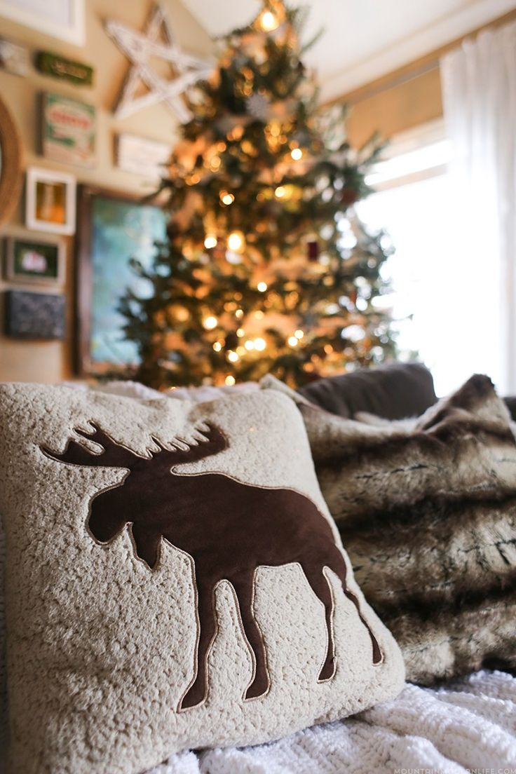 Moose Themed Home Decor