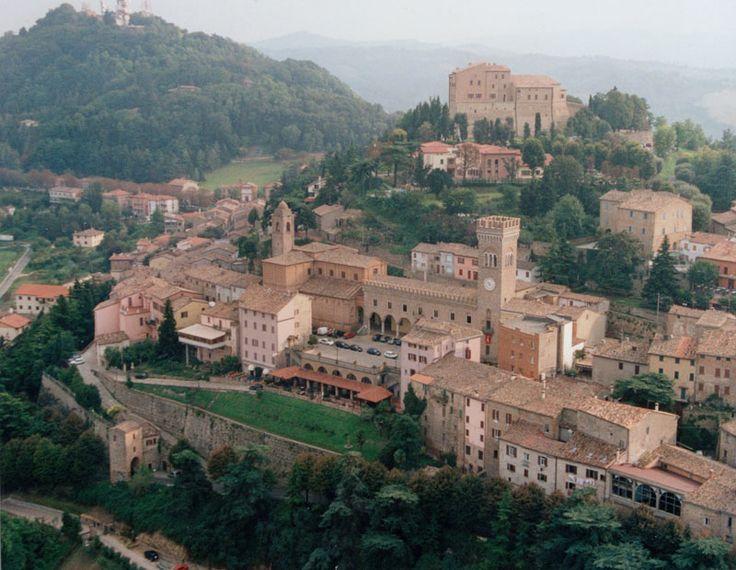 Bertinoro, Forli-Cesena, Emilia-Romagna, Italy