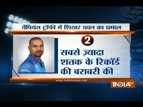 Cricket Ki Baat: Dhawan-Dhoni destroy bowling attacks by Sri Lanka - http://crickethq.net/cricket-ki-baat-dhawan-dhoni-destroy-bowling-attacks-by-sri-lanka/