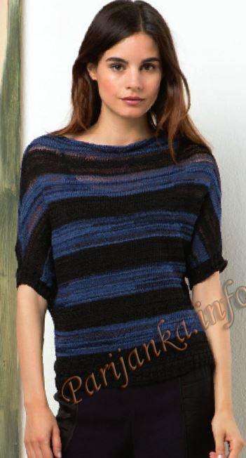 Пуловер (ж) 01*218 FAM