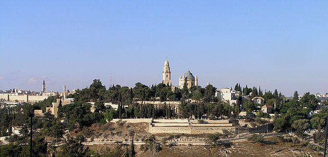 Day 5 - 10. Mount Zion