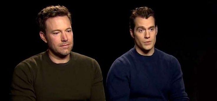 Ben Affleck Comenta sobre o meme triste Affleck, Em uma entrevista de divulgação de Batman vs Superman, Ben Affleck apareceu meio triste