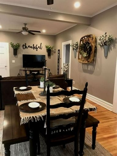 20+ Best Farmhouse Dining Room Decor and Design Ideas home