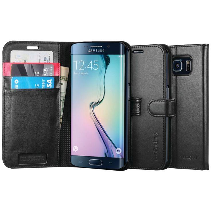 Spigen Samsung Galaxy S6 Edge Wallet S Case