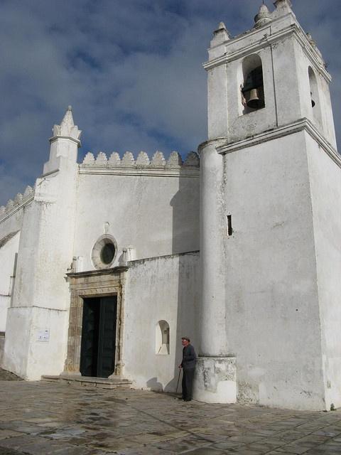 Igreja Mesquita de Mértola; Portugal; by Samuel Santos, via Flickr