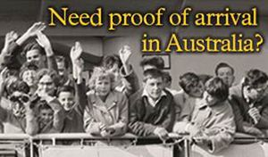 Australian National Archives - search the collection for Australian records, particularly military and immigration.