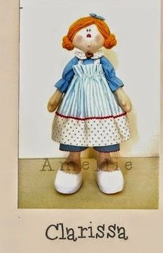Mimin Dolls: Clarissa by Amellie