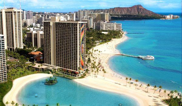 Vols aller-retour Montreal - Hawaii pour 536$ en Janvier