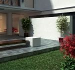 GRES ARAGON Acero baza 33x33 cm