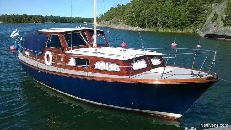 Family cruiser ,vaihto mahd daycruiser tms motor boat 1980 - Tammisaari - Nettivene