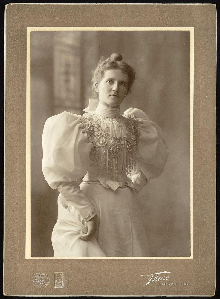 Photograph of Annie Riordan, Doctor.