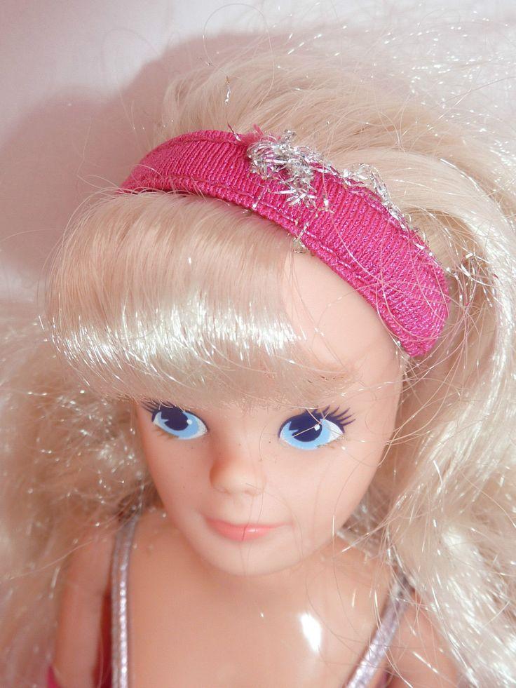 Vintage Hasbro Sindy Doll Evening Fashions ~ Disco Magic