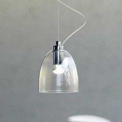 Glaslampen voor de keuken of woonkamer