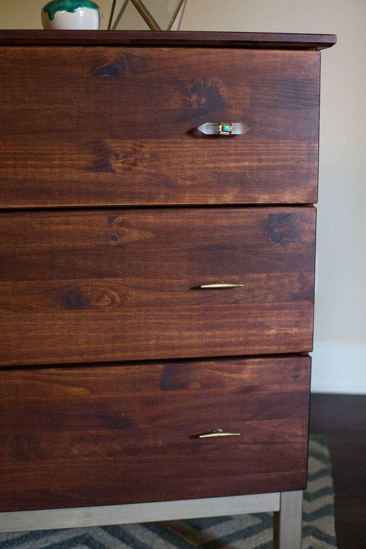 IKEA hack | Palms to Pines | Tarva Dresser
