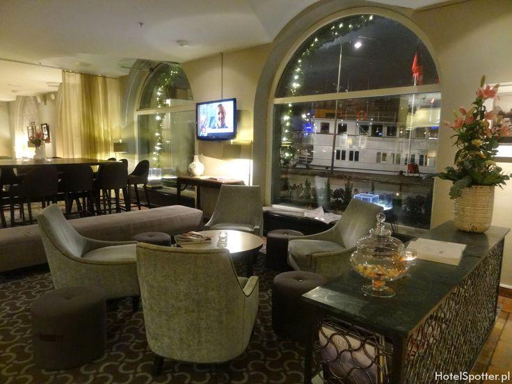 Radisson Blu Strand Hotel, Stockholm - lobby hotelu