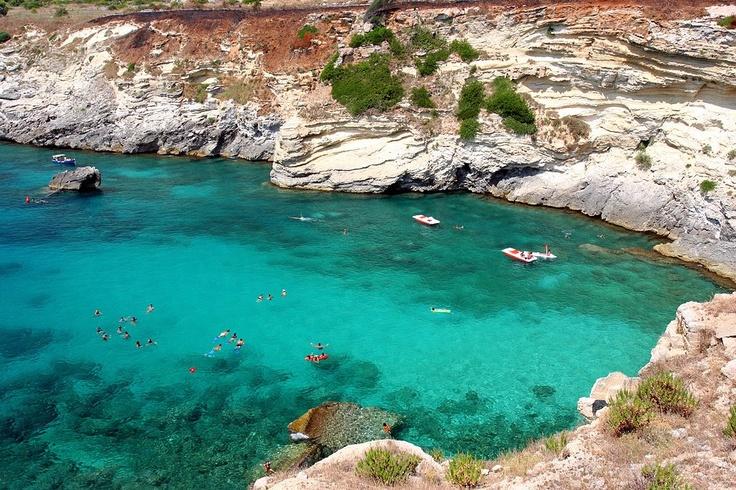 Porto Miggiano: un paradiso che rischia la rovina