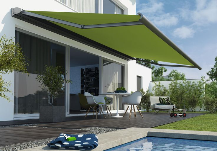 Retractable Awnings For Homes And Garden From Appeal Home