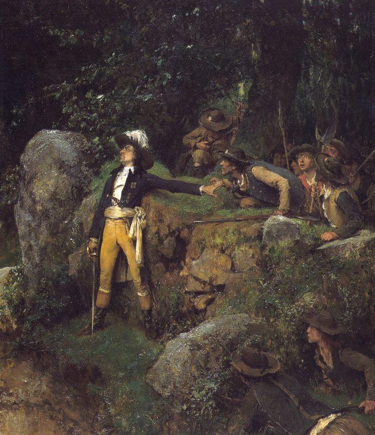 Embuscade de Chouans à la bataille de La Gravelle (1793) - Chouannerie - Wikipedia, the free encyclopedia