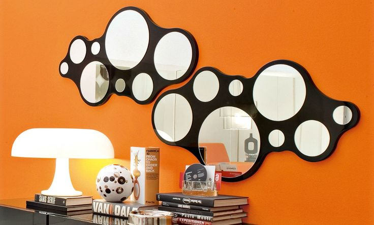 Decorative mirrors for your home, Bubbles mirror, DZ Studio, Calligaris, 2007