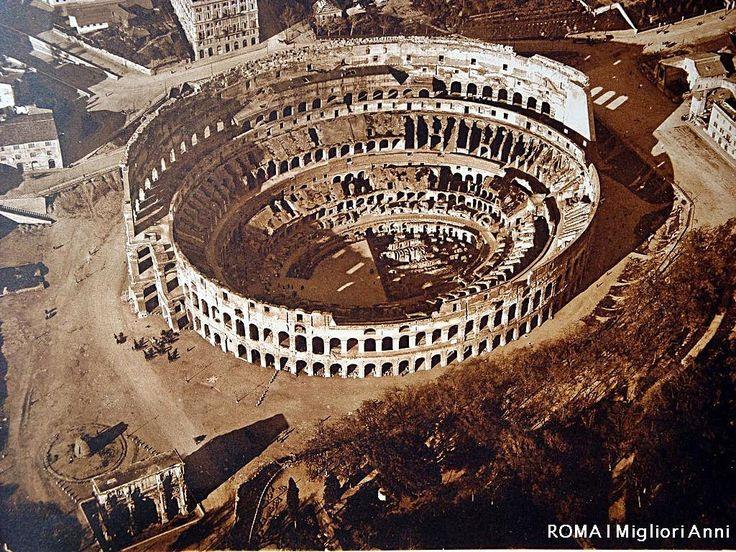 Colosseo 1910.