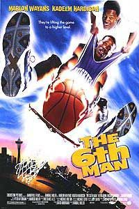 Harlem Ghost-trotters? Brothers Antoine and Kenny (Kadeem Hardison, Marlon Wayans) bonded with basketball since youth. Cardiac arrest busts Antoine's moves permanently, but he comes back in spiritual form to help the team.