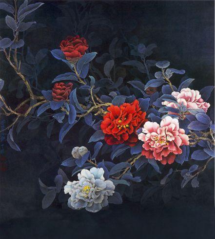 Дешевое 300 * 200 см ( футов * 6.5ft ) фотография фонов ветви и листья bebe цветы пышное, Купить Качество Фоны непосредственно из китайских фирмах-поставщиках: