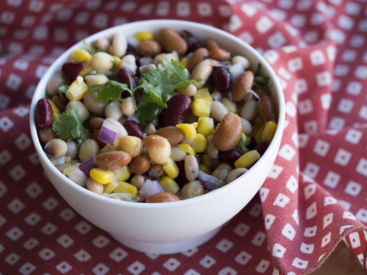 Easy 5 Bean Salad
