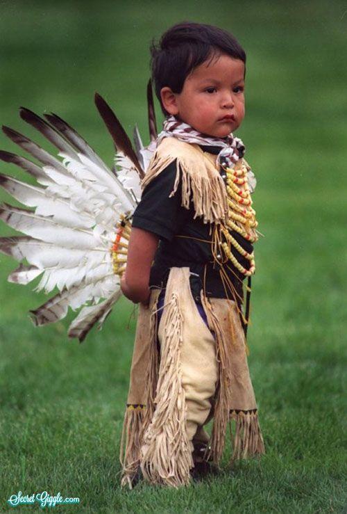 Nativo estadounidense.