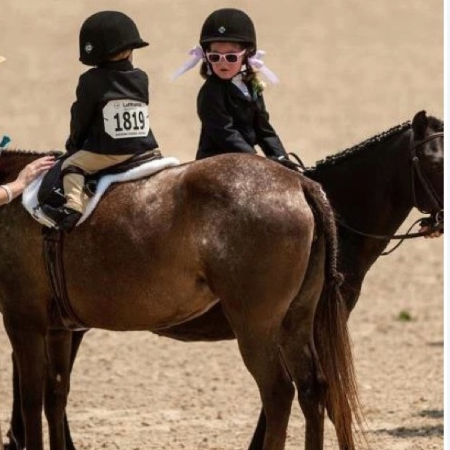 """""""Hey girl, watch out for that outside line, it's a long 4 stride."""" Too funny! …SO. MUCH. SASS."""