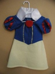 Tutorial: Snow White costume for cold weather · Sewing | CraftGossip.com