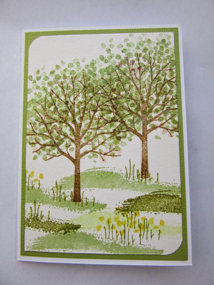 Sheltering tree,