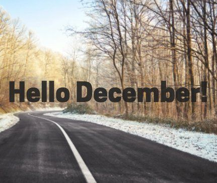 Ready to ride into December, let's finish off the last month of 2016!  #MotorcycleLife #December #ThursdayThought #LEDLights #Safety