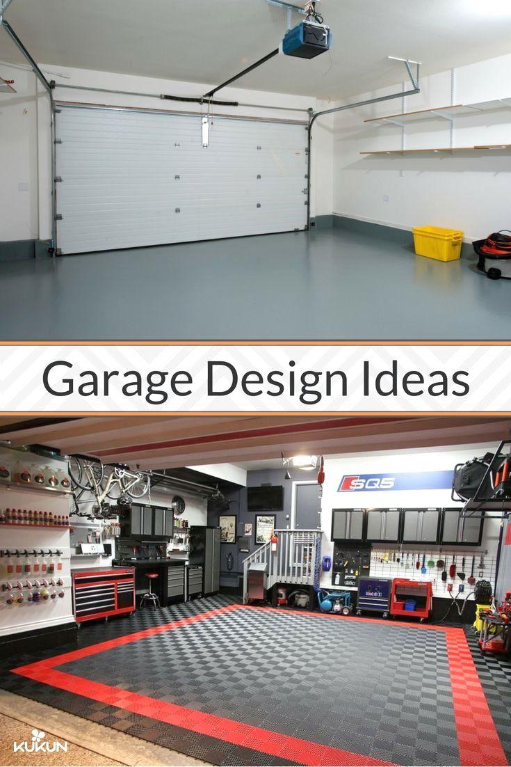 Garage Into Kitchen Garage Workshop Garage Makeover Garage Workshop Organization