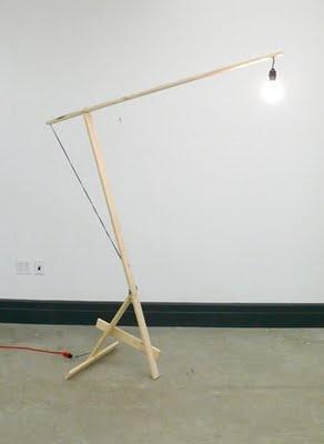 Enzo Mari - Lamp. Autoprogettazione Revisited.