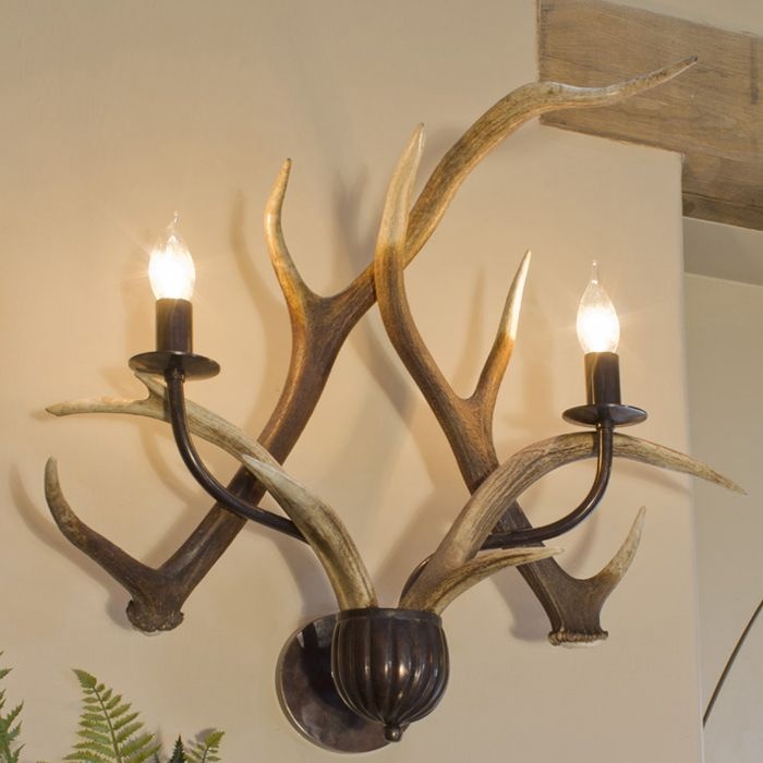 17 Best Images About Antler Lighting On Pinterest