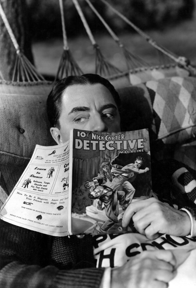 William Powell in The Thin Man Goes Home 1945.