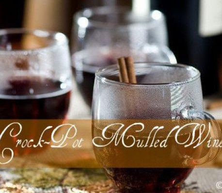 "Glögg ""Mulled Wine"" recept - CrockPot.se"