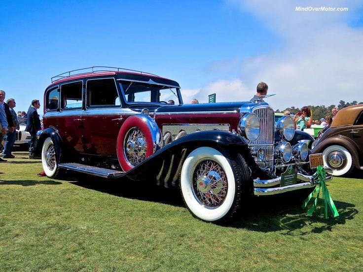 1934 Duesenberg SJ Rollston Limousine