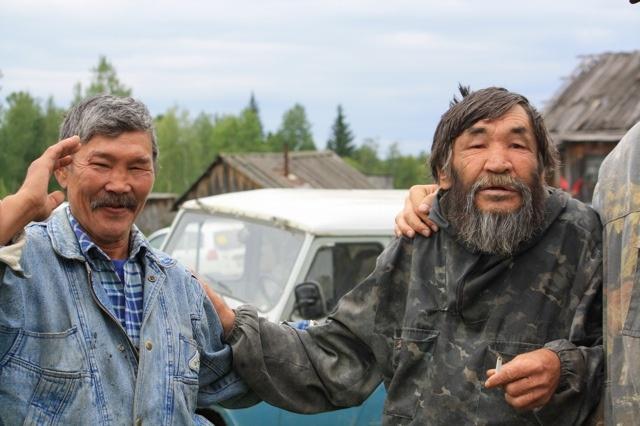Chulym men, Pasechnoe, Siberia by Pasha1, via Flickr