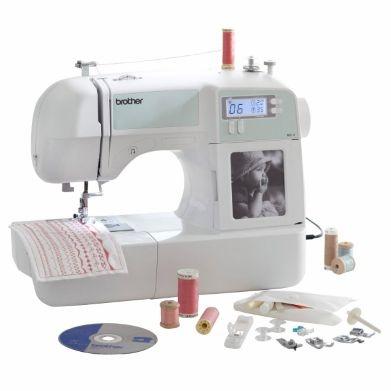 machine pour debutante mécanique la silvercrest chez Lidl. 59,99€ electronique la Brother  FS 40.249 euros