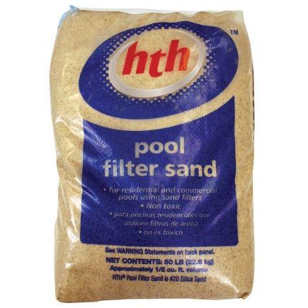 Aqua Quartz® 50lbs Pool Filter Sand