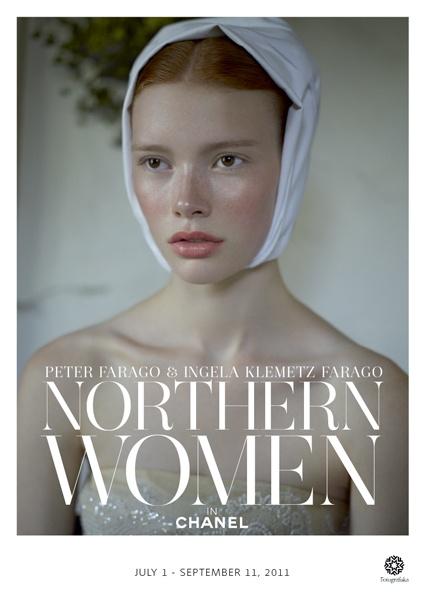 Julia Hafström in Northern Women In Chanel