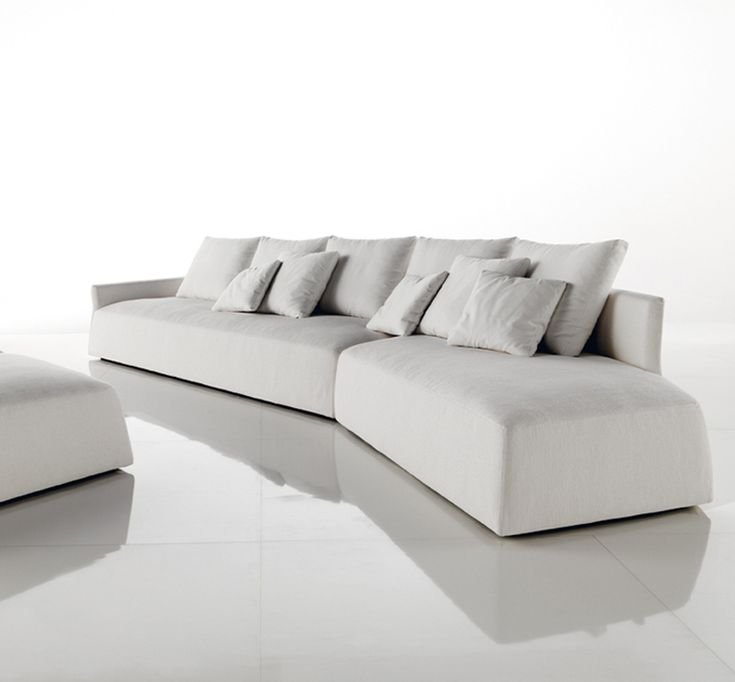 Enfield Modern White Leather Sofa: 1360 Best Images About Sofa-1 On Pinterest